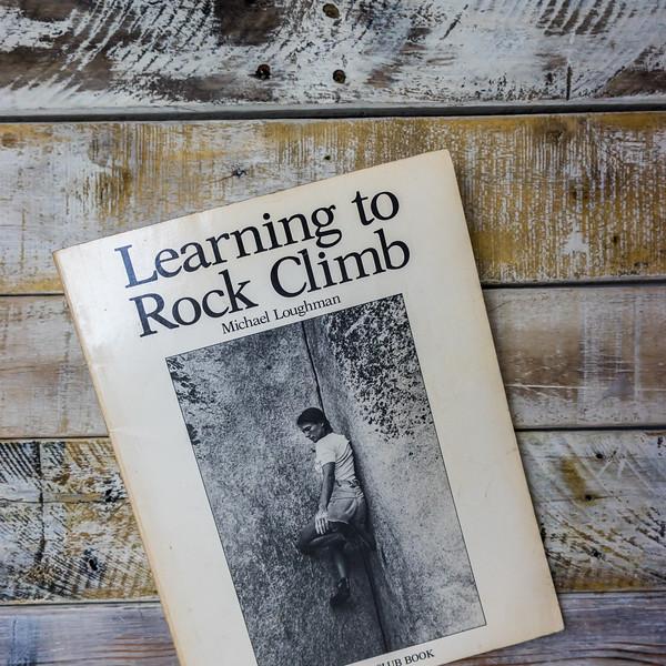 Learning to Rock Climb— michael Loughman