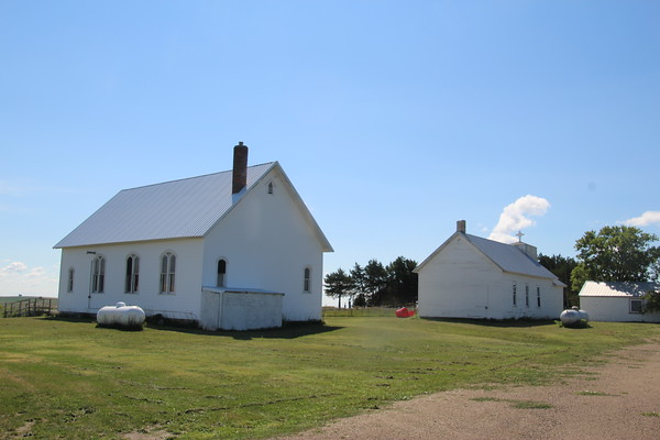 Country Churches - Pickstown, SD
