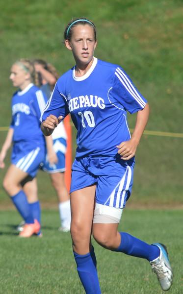 Shepaug Girls Soccer 2013