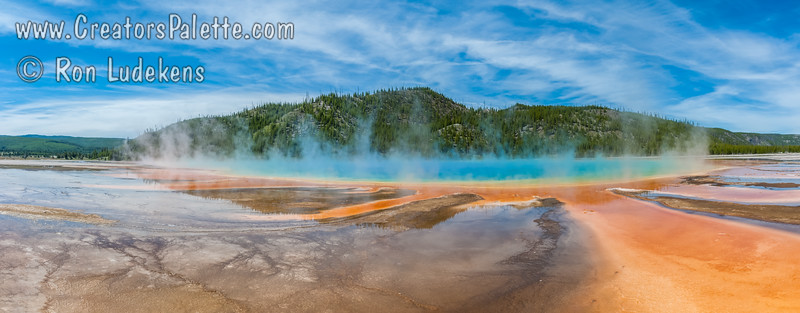 Yellowstone - Thermal Features