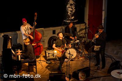 Frands Rifbjerg kvartet feat. Marie Fisker 27/11 2016