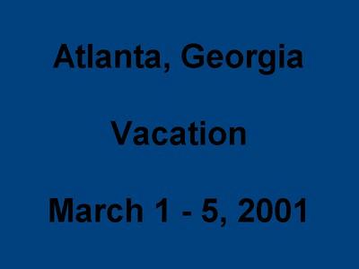 Atlanta Visit