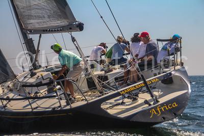 2018 Sail Salem Labor Day Pursuit Race