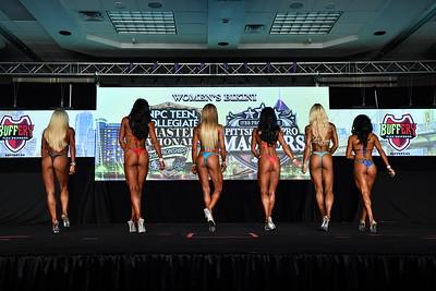 Bikini Masters 45+ Overall