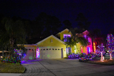 Arbor Glades Christmas Lights