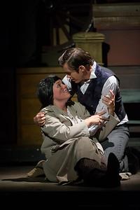 Les Misérables at The Ritz 07/26/13