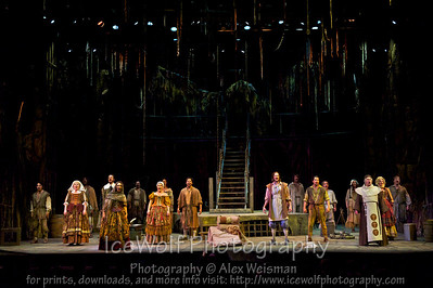 """Man of La Mancha"" Invited Audience Photos"