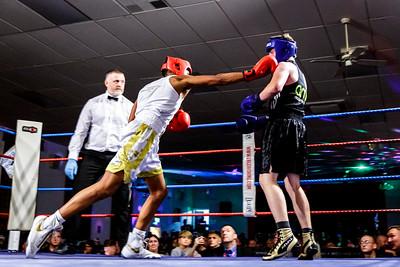 3/9/2021: Legions Amateur Boxing Show