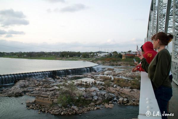 Llano Bridge Area