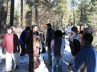 VAYA Retreat to Mt. High 2007