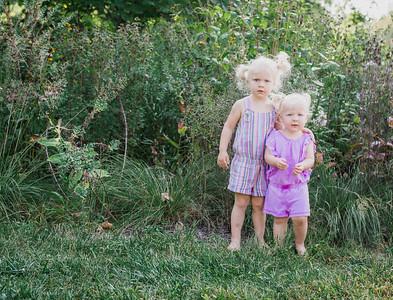 Izzy and Bea, 100 Acres