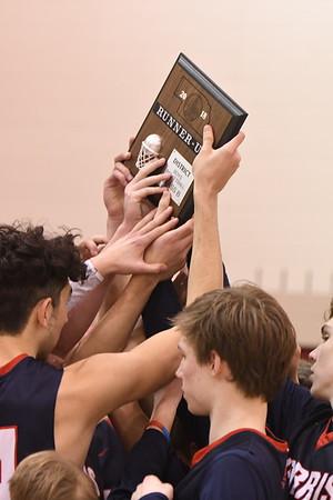 Varsity Boys Basketball vs Platteview District