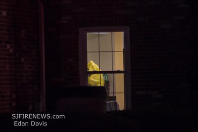 10/24/2014, Hazmat Incident, Millville, Cumberland County NJ, N. 2nd St. TD Bank