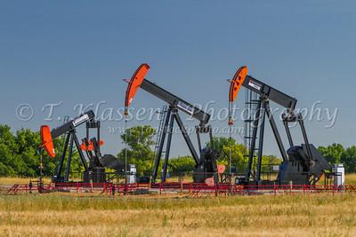 Bakken Oilfield