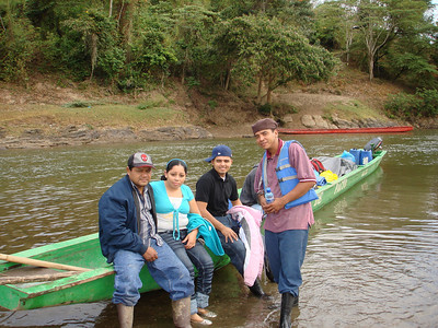 Rio Coco Trip Feb 2009