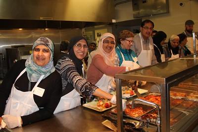 Abrahamic Reunion Community Service Saratoga 2017