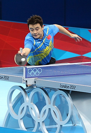 London 2012 Olympics Table Tennis