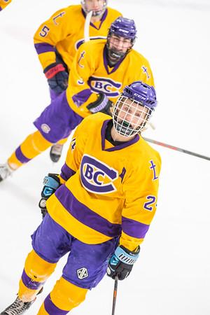 Ice Hockey: CBC vs Lafayette