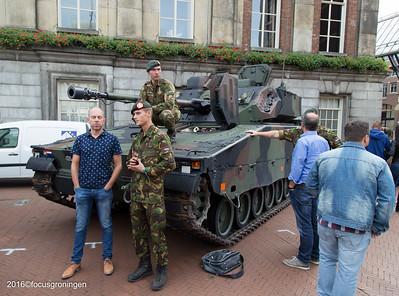 groningen 2016-centrum-regimentsdag