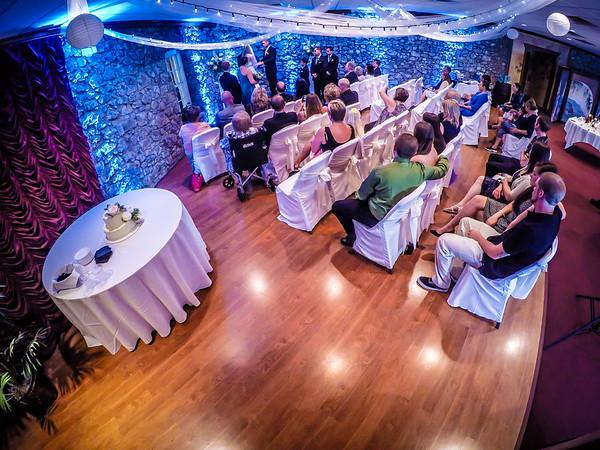 Stephanie & Preston Wedding Timelaspes Videos