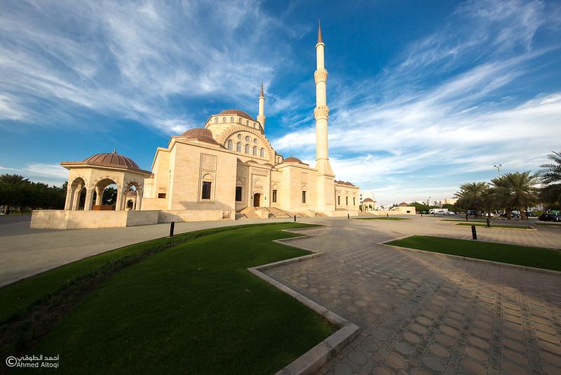 Said Bin Taimur Mosque - Muscat (6).jpg