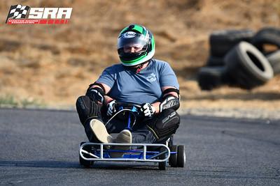 Go Quad Racer # 43 Blue