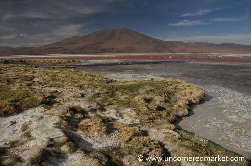 Laguna Landscape - Salar Tour, Bolivia