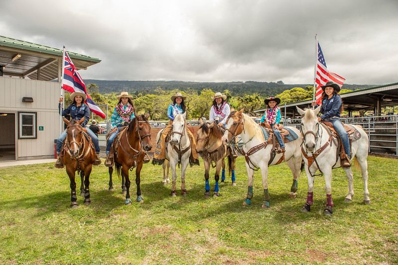 KONA STAMPEDE RODEO MARCH 16-17 2019