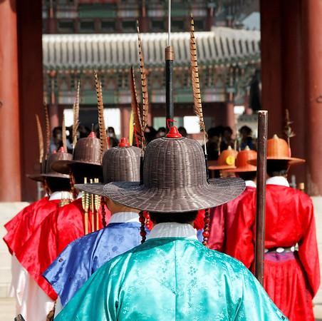 Seoul - Gyeongbok Palace