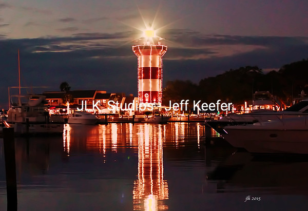 The Moon and Stars Of Hilton Head Island