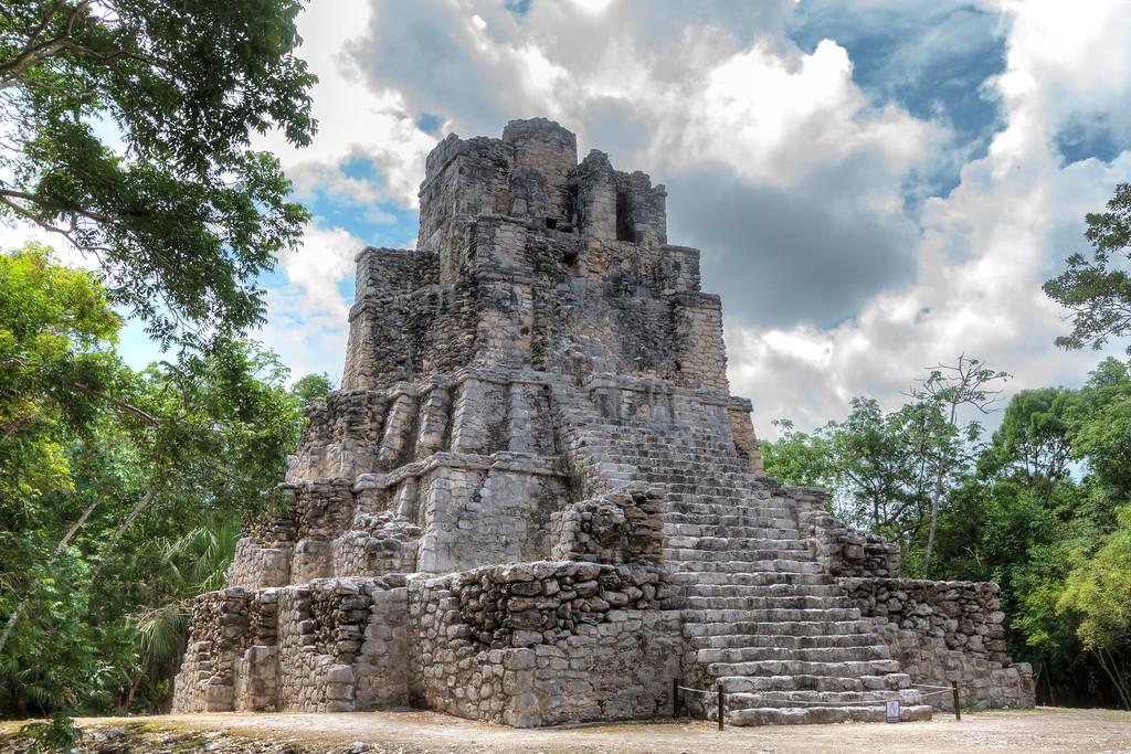 Muyil (Chunyaxche) - Best Mayan Ruins in Mexico