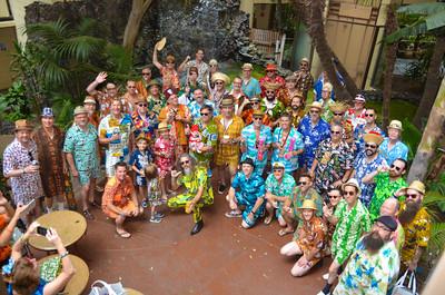 Cabana Crew Strut (3rd. annual!)
