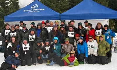 Skihawks Special Olympics Regionals 2011