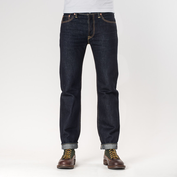 IH-666S-PD - Indigo 18oz Money Denim Slim Cut-6511.jpg