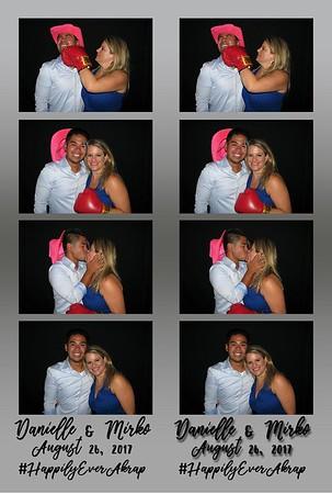Danielle and Mirko 8-26-17