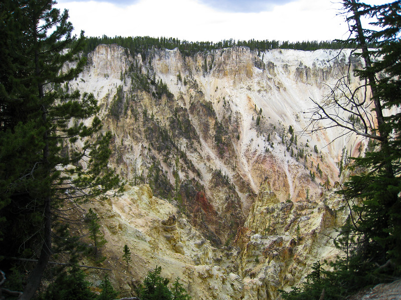 Artists Point, Grand Canyon of Yellowstone