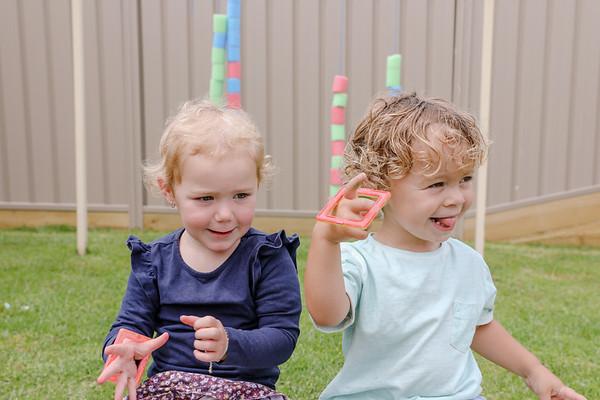 Jake & Izzy Day Care Photos