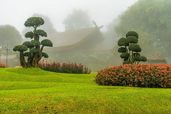 Queen's Villa - Doi Tung