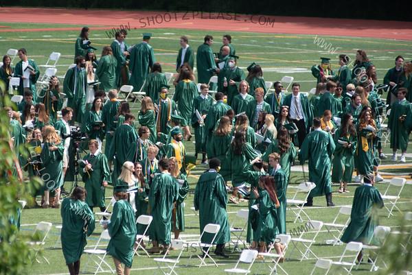 Morris Knolls 2020 Graduation