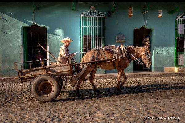 Havana and Trinidad