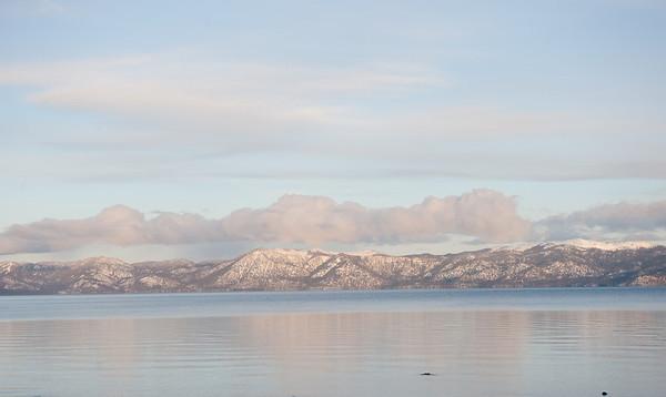 Winter in Tahoe