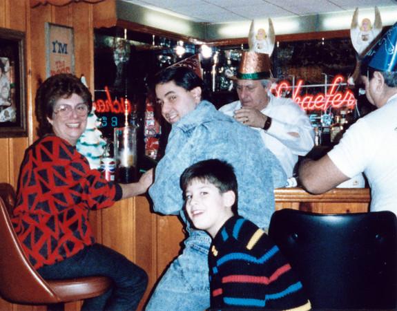 Family Gatherings 1978-1990