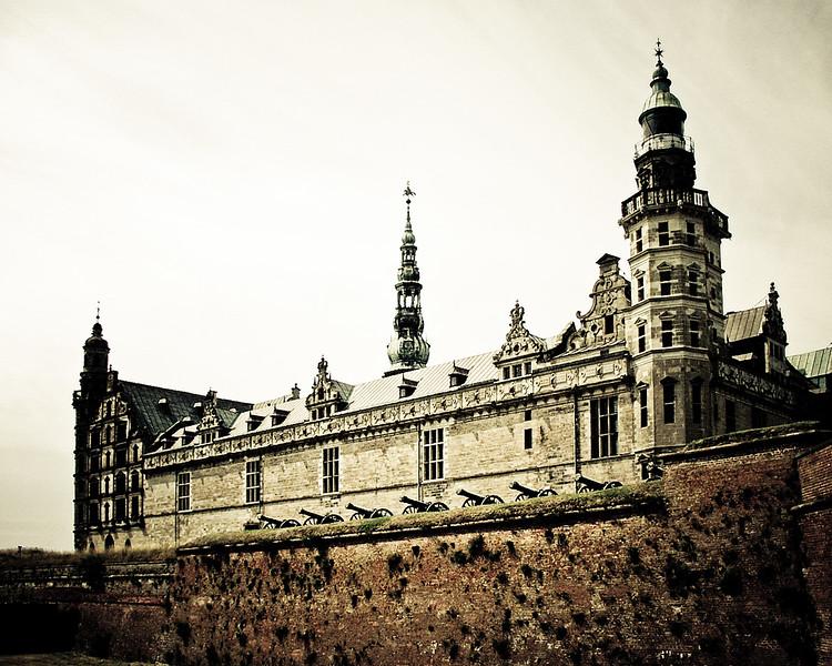 Kronborg Castle, Helsingør