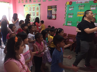 2016 Philippines When I Grow Up Career Day