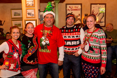 20141218 Edison Park Ugly Sweater Pub Crawl