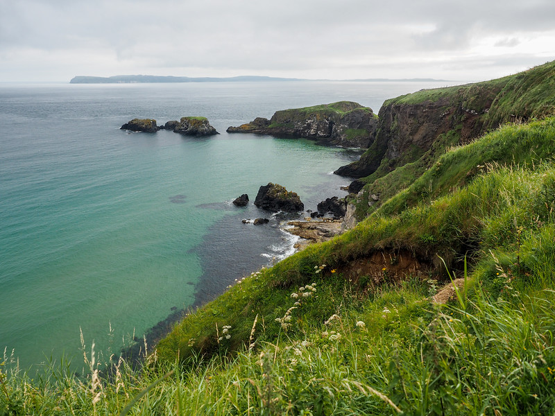 Northern Ireland coastline