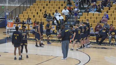 Coppin Academy Boys Basketball