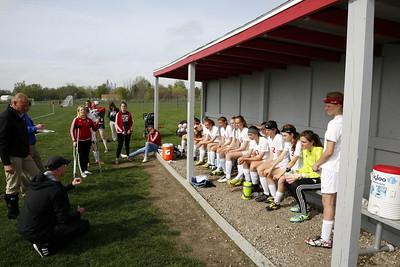 Girls Varsity Soccer - 5/14/2018 Big Rapids