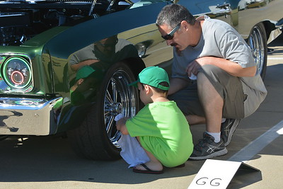 Cedar Falls Sons of Amvets Annual Car Show - 2016