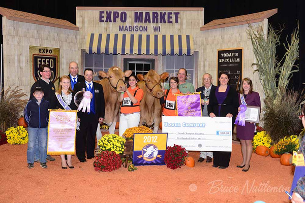 World Dairy Expo, Friday, October 5th, 2012